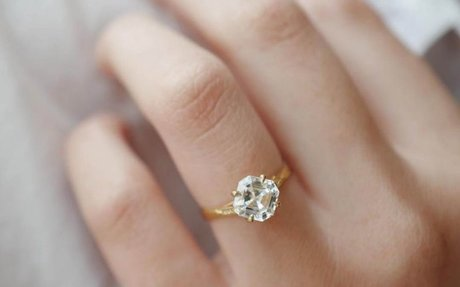 """Shane Co. in """"Your Definitive Guide to the Most Popular Engagement Ring Settings"""""""