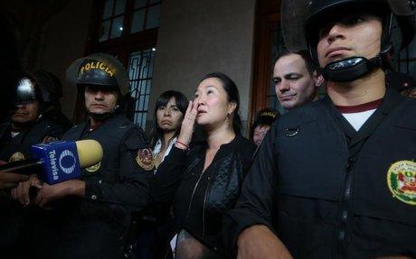 Keiko Fujimori continuará en prisión preventiva, pero por 18 meses