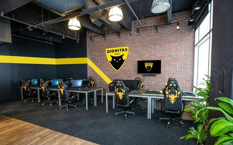 Dignitas unveils training and media production facility