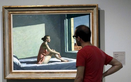 No, We Are Not All Edward Hopper Paintings Now