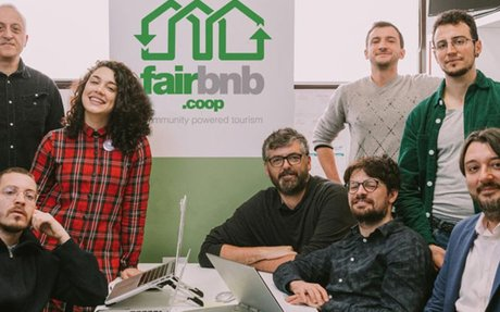 Introducing Fairbnb.coop – Q&A with Damiano Avellino - Resilience