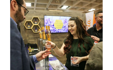 Food show spins protein, beets and, yes, kombucha
