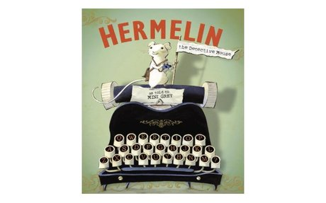 *Hermelin the detective mouse