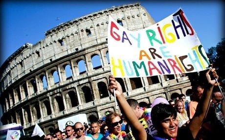 Derechos de personas LGBT