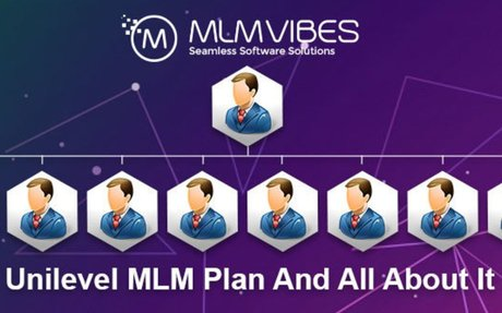 Unilevel MLM Plan, Software And All About It