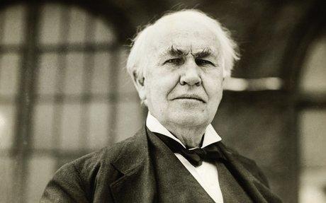 5. Thomas Edison