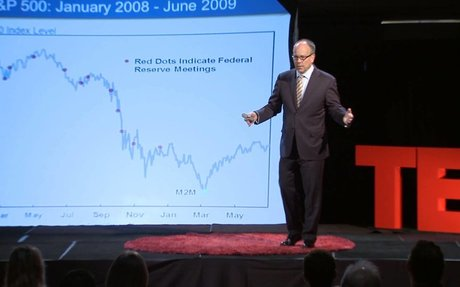 TEDTalk: The real truth about the 2008 financial crisis - Brian S. Wesbury