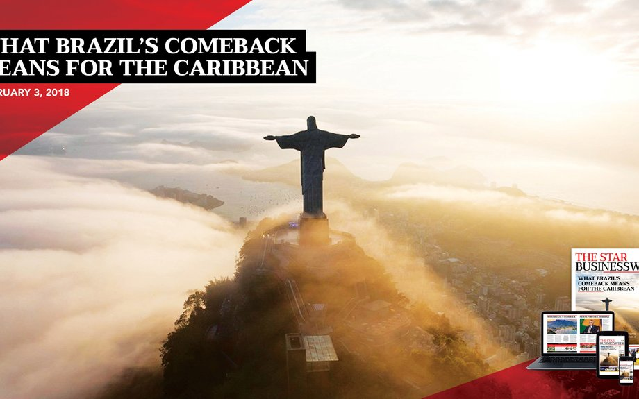 What Brazil's Comeback Means for the Caribbean   The St. Lucia STAR