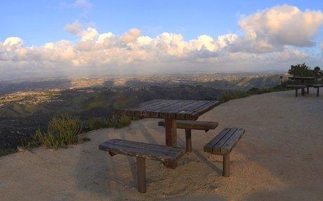 Alta Laguna Park Laguna Beach, CA (Hiking Trails and Bike Trails)