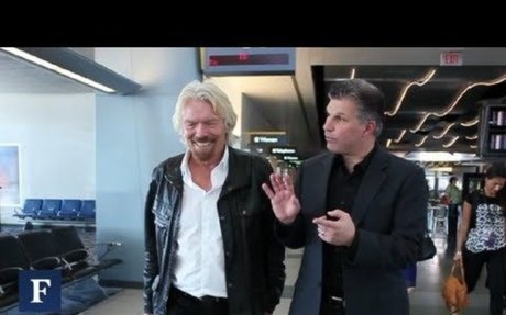Richard Branson Reveals His Customer Service Secrets