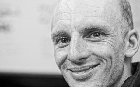 """Karl Egloff: """"El deporte no lo es todo, pero sin retos no puedo vivir"""". carreraspormontana"""