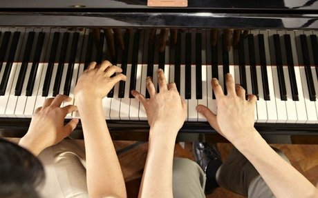 Ten Reasons to Thank Your Music Teacher
