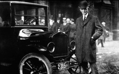 """""""I Will Build a Car for the Great Multitude"""": The Henry Ford Story"""
