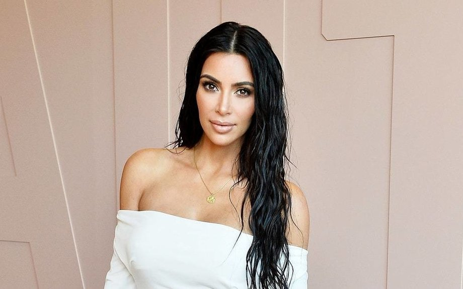 Kim K. Celebrates Launch of First KKW Beauty Product: Watch!