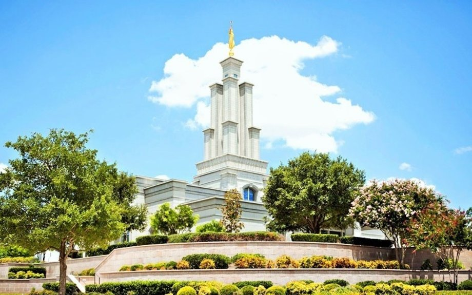 A Promised Blessing for Attending the Temple - ensign