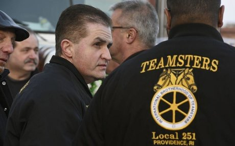 Teamsters, Fall River officials return to mediation table