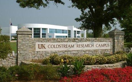 Lexington: UK's Coldstream Research Campus receives TIF approvals