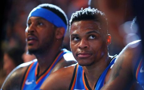 Lowe: Russell Westbrook can't be OKC's entire system anymore