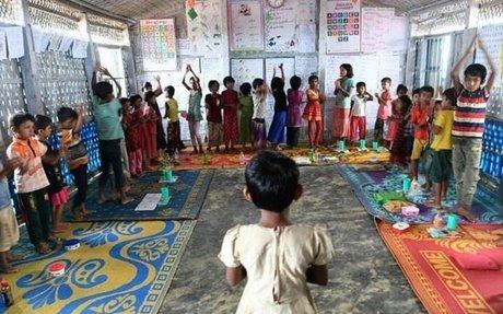 Children in Camps