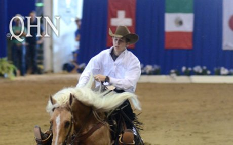 Reining: USA Names Teams for SVAG FEI World Jr/YR Reining Championships