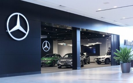Automobile Retailers Opening in Major Shopping Centres