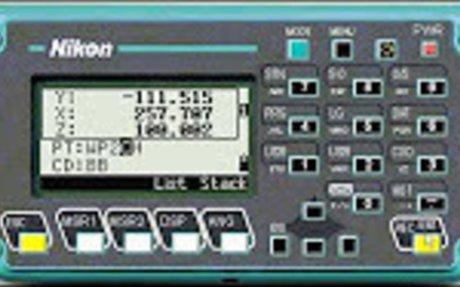 Nikon NPL332 Total Station Manual and Guide