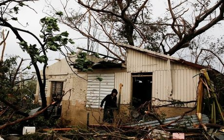 Hurricane Maria Updates: In Puerto Rico, the Storm 'Destroyed Us'