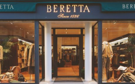 Beretta Opens 1st Canadian Boutique