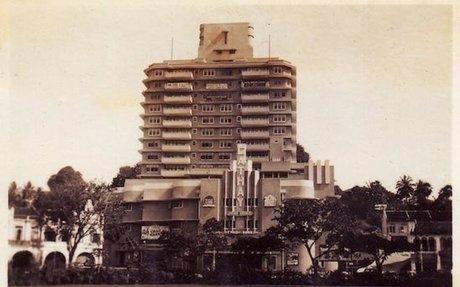 Cathay Building | Infopedia