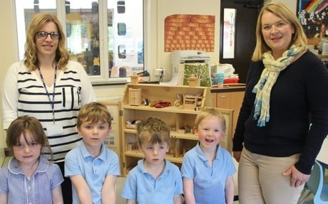 Leyburn Primary School clubs benefit from business link-up - Richmondshire Today