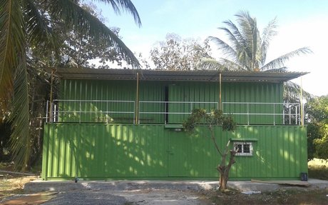 Container Homes | Shipping Container House for sale in Bangalore India