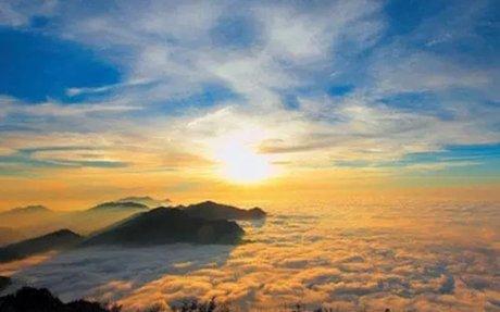 高山青涧水蓝,自带背景乐的阿里山真有那么好看?