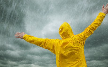 Cool Jobs: Wet and wild weather