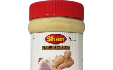 Amazon.com : Shan-Ginger Garlic Paste-750 g, Premium Quality (Plastic Coverage) : Grocery