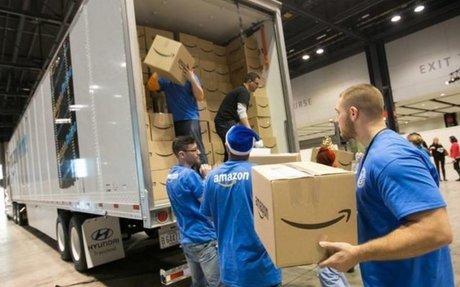 CINCINNATI: Amazon could be eyeing a presence in Cinicnnati