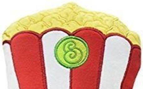 """Amazon.com: Shopkins 7"""" Plush Poppy Corn Plush Figure: Toys & Games"""