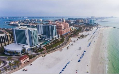 Clearwater: Tampa and St. Pete bolster Florida's tourism numbers for 2017