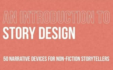 50 Narrative Devices for Non-fiction Storytellers | Aerogramme Writers' Studio