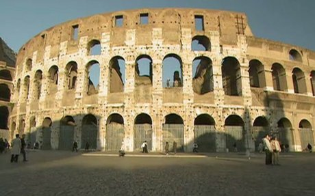 The Roman Colosseum Video - Ancient Rome - HISTORY.com