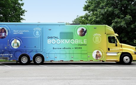 Digital Bookmobile to visit area next week