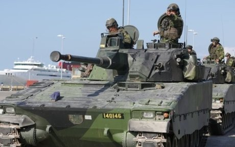 Russia's Cold War With Scandinavia