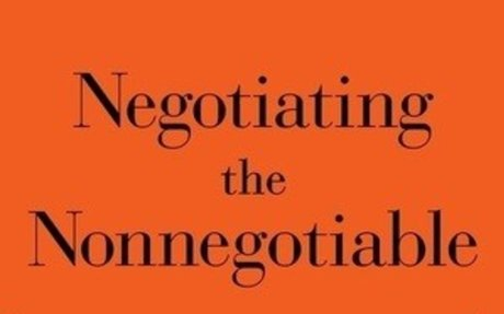 Dan Shapiro | Negotiating the Nonnegotiable