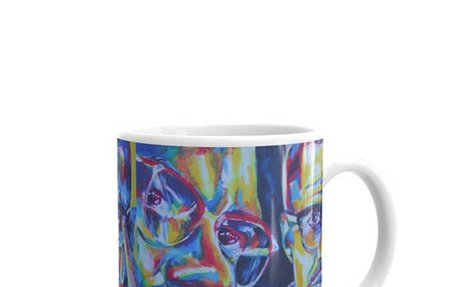 Malcolm X Mugs, Mugs For Coffee And Tea Lovers, MX Fans, Malcolm X Fans Gift, Heroic Mugs,