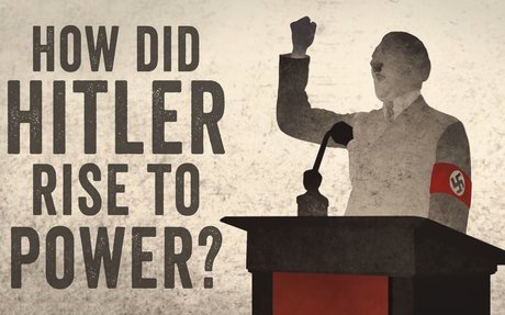 How did Hitler rise to power? - Alex Gendler and Anthony Hazard