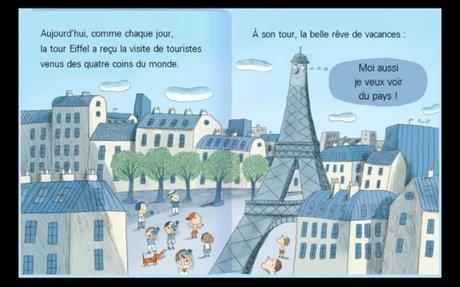 La tour Eiffel a des ailes - Histoire pour enfants - Dokéo TV