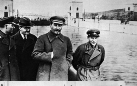 Edited Photo with Nikolai Yezhov