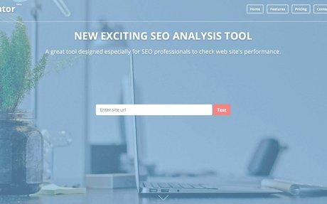 Seomator - Website Analysis and SEO Audit Tool