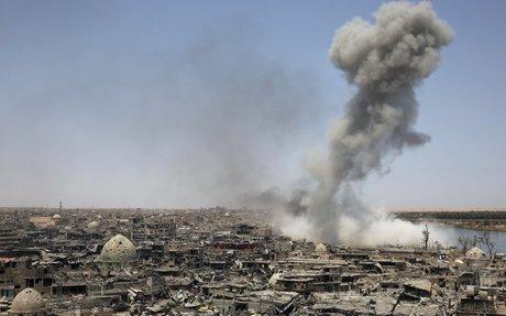 U.S. Strikes Killed Nearly 500 Civilians in 2017, Pentagon Says