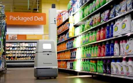 RETAIL // Brave New World Of Retail: Walmart's Robots Are Just The Beginning