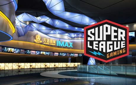 Super League Gaming Expands to China With Wanda Cinemas Games Deal